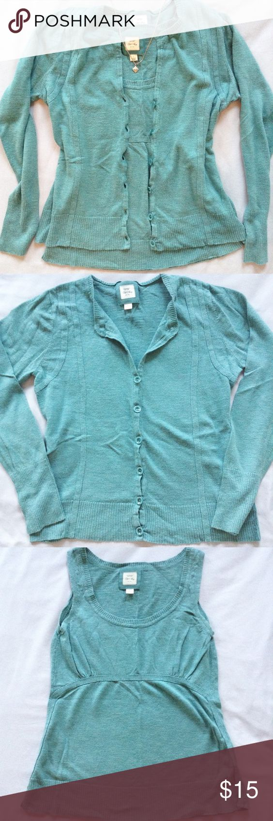 Old Navy Cami and Cardigan Set | Sweater cardigan, The o'jays and ...