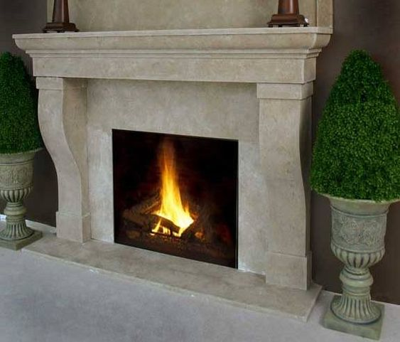 Faux Stone Fireplace Surrounds Fireplaces Wood Stoves Gas Fireplaces Electric Fireplaces
