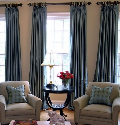 Slate Blue Curtains 20 Living Room Curtains Ideas Window Drapes For Living Room Window Treatments Living Room Blue Curtains Living Room Curtains Living Room