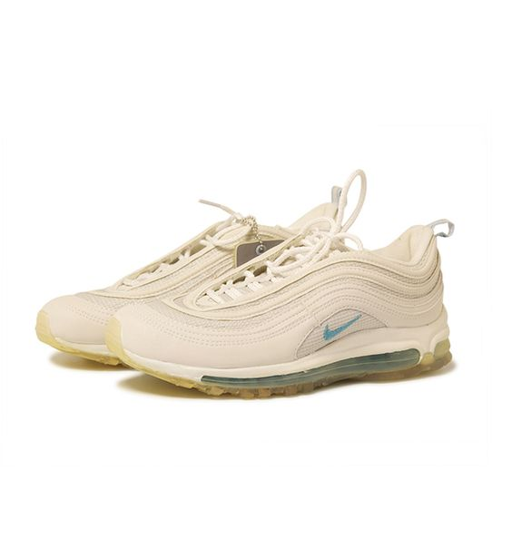 Nike Air Max 97 IX: Cream/Blue | Chausses toi de blanc (ou pas) | Pinterest  | Air max 97, Air max and Fashion