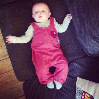 Outfit: 19 November  Bobo Choses Onsie