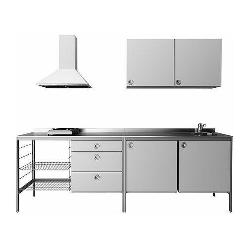 Ikea UDDEN kitchen Always loved thesewish they were still