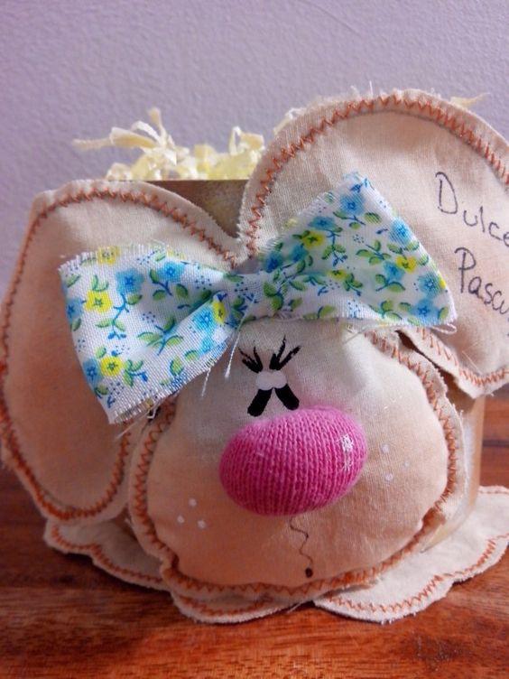 Conejo para una dulce de Pascua!