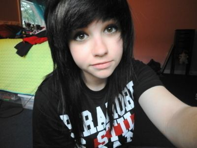 Awesome 1000 Images About Emo Girls On Pinterest Emo Girls Cute Emo Short Hairstyles Gunalazisus