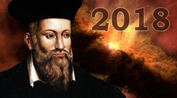 THESE ARE NOSTRADAMUS' CHILLING PREDICTIONS FOR 2018 – myinfonews.net
