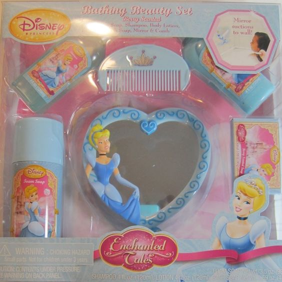 Disney Princess Bathing Beauty Set #Disney