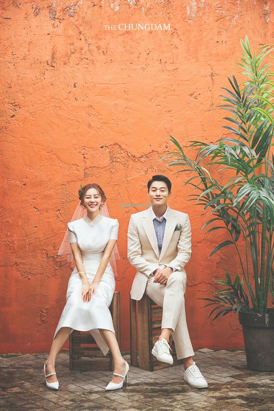 THE CHUNGDAM [ONE LIFE ONE LOVE] - KOREA PRE-WEDDING PHOTOSHOOT by LOVINGYOU