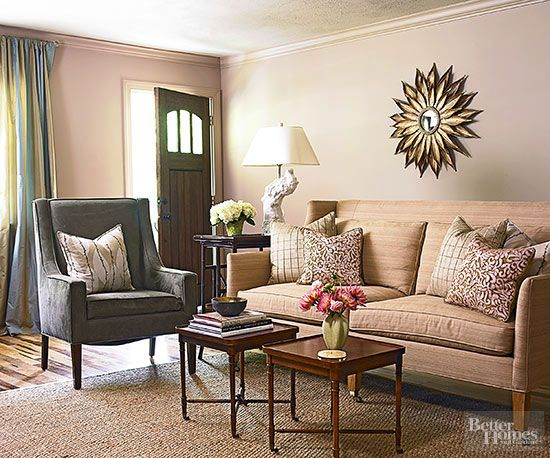 Best Furniture Placement Living Spaces And Front Doors On 640 x 480