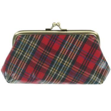 $20 tartan purse