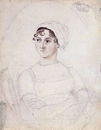 Jane Austen; Much-loved English author whose writing was never publicly acknowledged during her lifetime