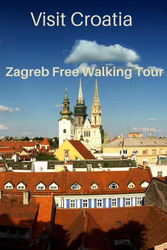 Must See 7 Squares And Botanical Gardens In Central Zagreb Croatia Travel Croatia Travel Guide Visit Croatia