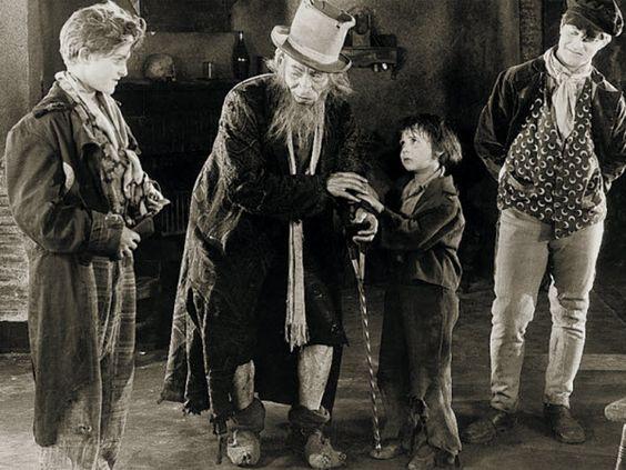 Αποτέλεσμα εικόνας για jackie coogan Oliver Twist