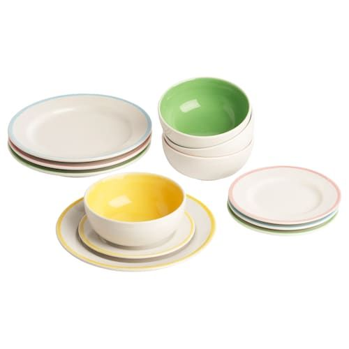 Ikea Duktig Plate Bowl Ikea Toys Plates And Bowls Play Dishes
