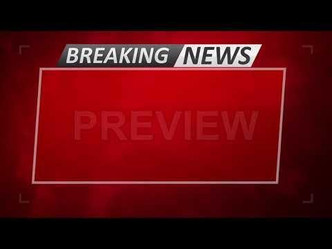 Breaking News Red Box Stock Motion Graphics Youtube Breaking News Banner Clip Art Greenscreen
