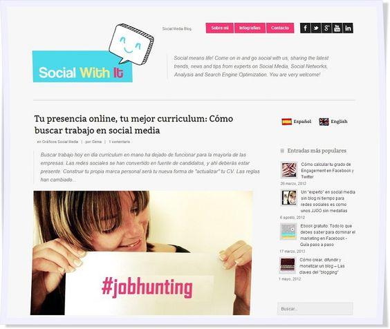 Los 10 mejores blogs de marketing digital en español 2013.