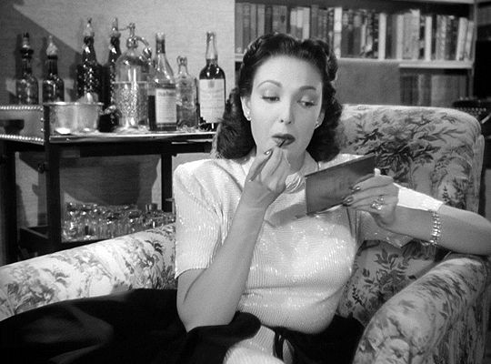 Linda Darnell in A Letter to Three Wives 1949