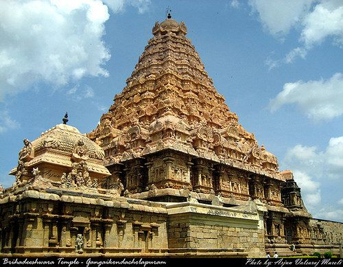 Visit the Gangaikondaan temple. | 14 Incredibly Cool Things You Need To Do In Chennai