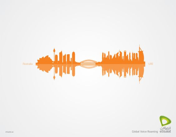 Etisalat: Global Voice Roaming, Australia