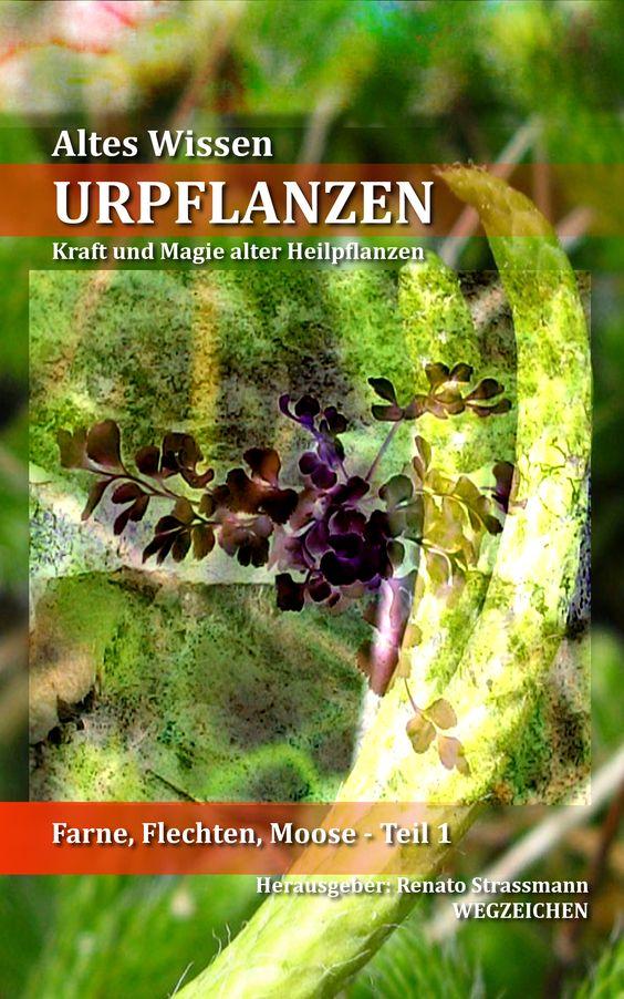 URPFLANZEN - Kraft und Magie alter Heilpflanzen Teil 1 EBook von Renato Strassmann http://www.urpflanzen.renato-strassmann.info