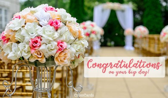 Congratulations on Your Big Day!: