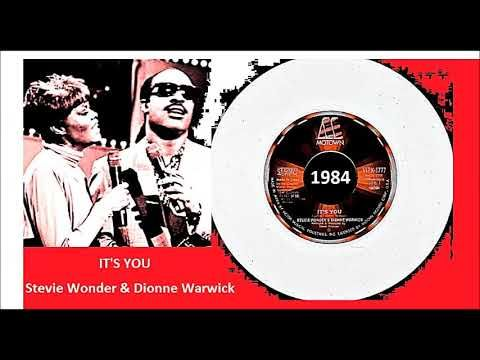 Stevie Wonder Dionne Warwick It S You Vinyl Youtube Stevie Wonder Dionne Warwick Stevie