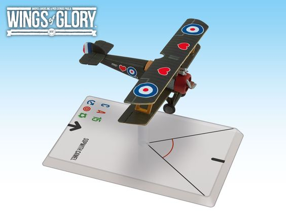 Wings of Glory: 3x3 Sopwith Camel Elwood