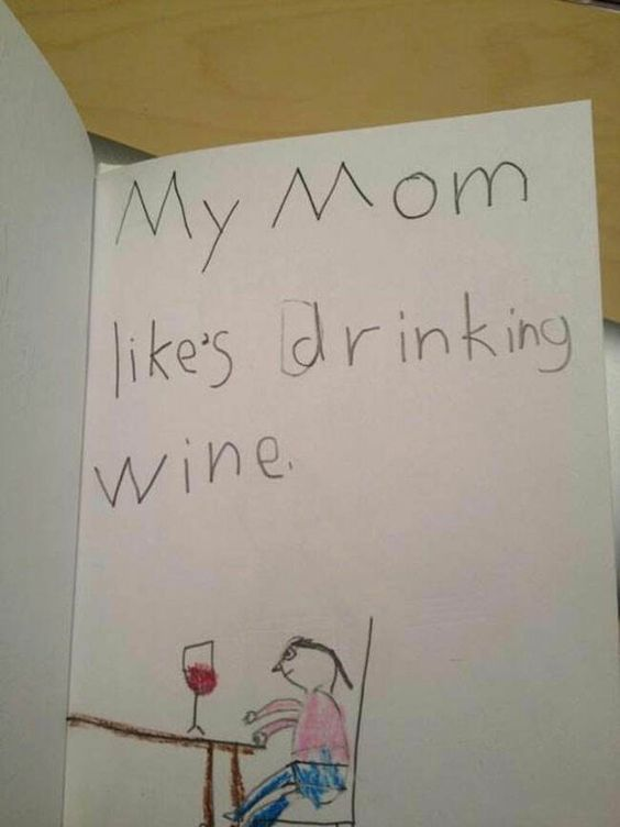 Hilarious notes written by kids