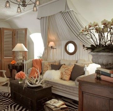 Pacific Heights Albert Farr Mansion - eclectic - living room - san francisco - by Cecilie Starin Design Inc.