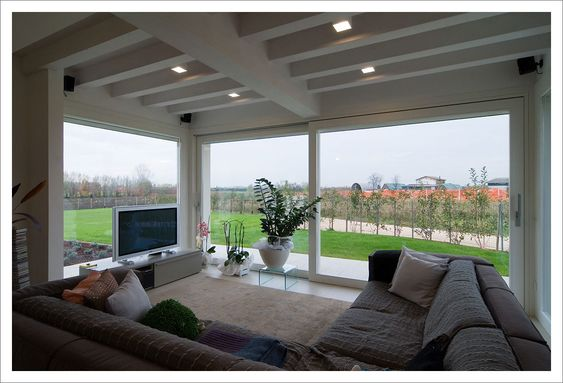Window galleries and doors on pinterest for Porte lift and slide