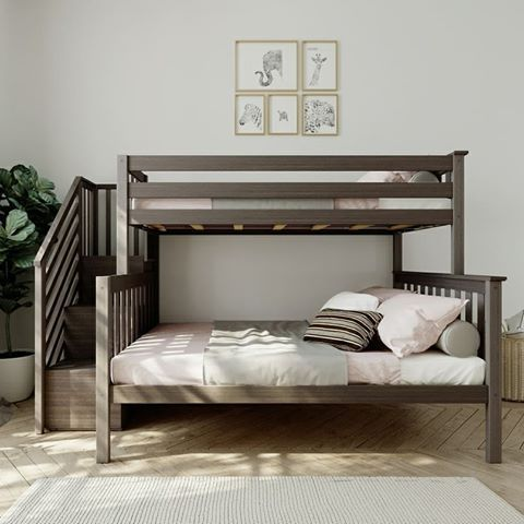 Max Lily Maxandlilyfurniture Instagram Photos And Videos Bunk Beds Bunk Beds With Drawers Solid Wood Bunk Beds