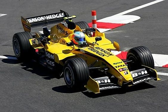 jordan f1 2005