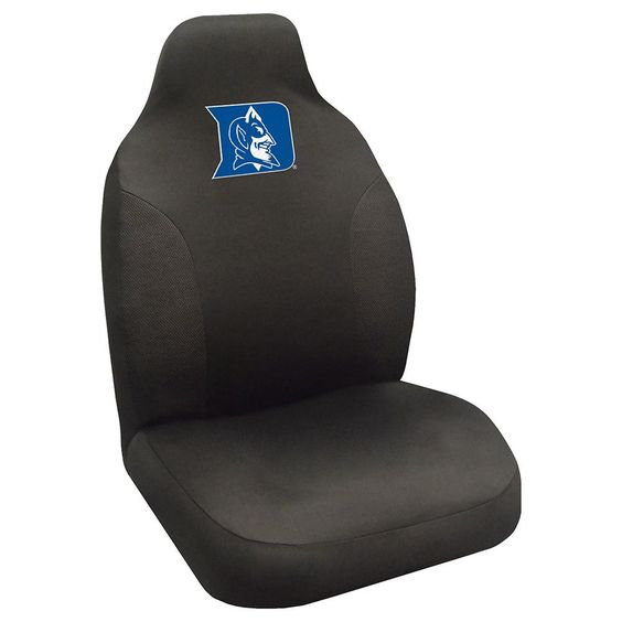 Duke Blue Devils NCAA Polyester Embroidered Seat Cover