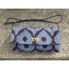 Custom African Print Bag for Ksh650.00