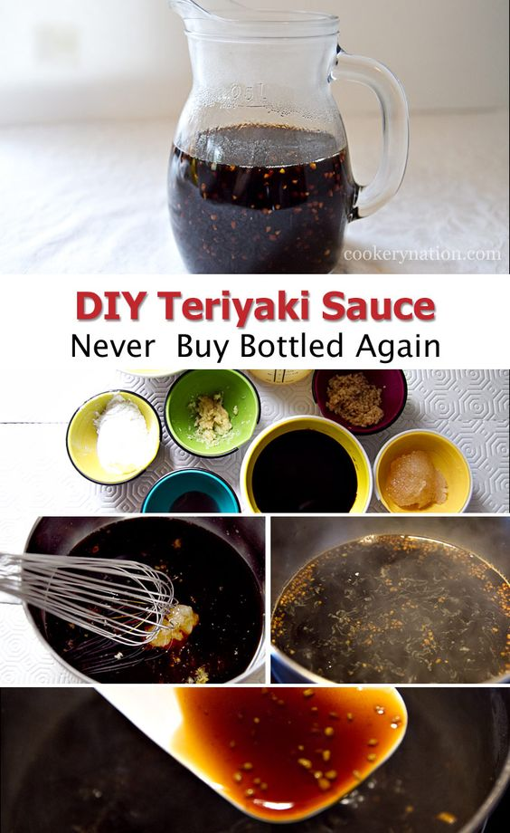 Teriyaki sauce is fantastic. It is sweat, tangy and full of flavour. But, buying it ready-made can be very expensive and full of unwanted extra sugar and additives.