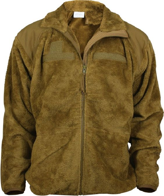Polar 300™ Gen III OCP Multicam® Coyote Brown Fleece Jacket FREE ...