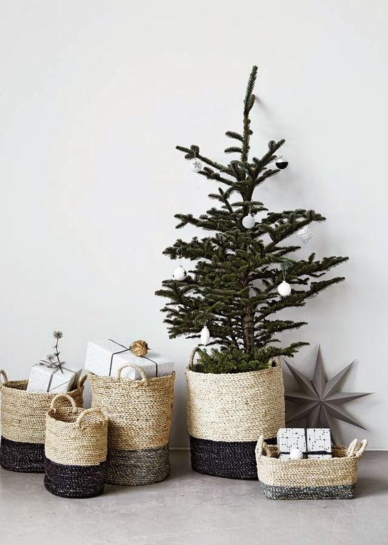 The must-have of a Scandinavian Christmas decoration - Christmas is coming ... well not right away