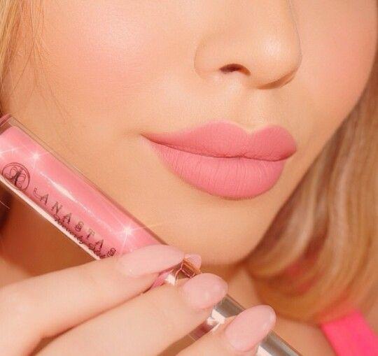 Anastasia Liquid Lipstick - Blush