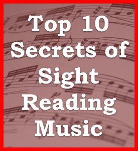 Sight Reading Secrets