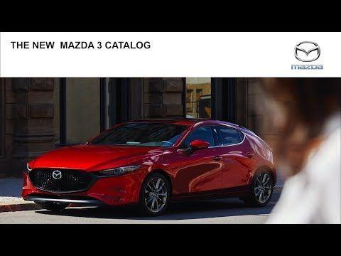 Mazda 3 2020 Catalog Youtube Mazda Mazda 3 Sedan Mazda 3