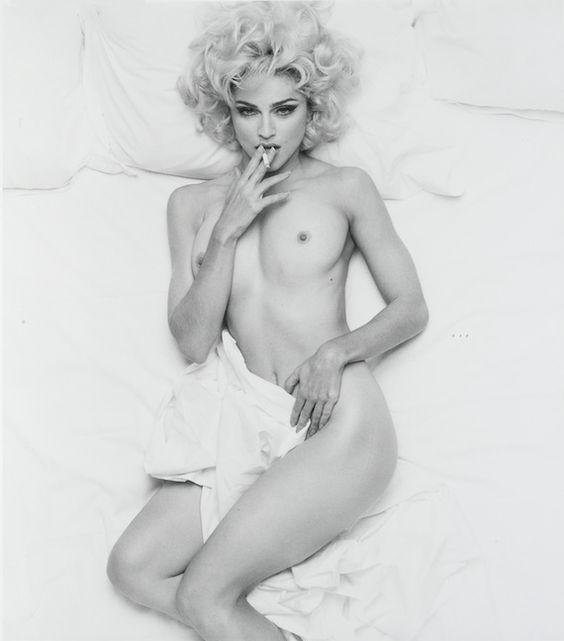 Madonna Nude Photo (NSFW)