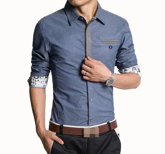 Branded Casual Shirts For Mens