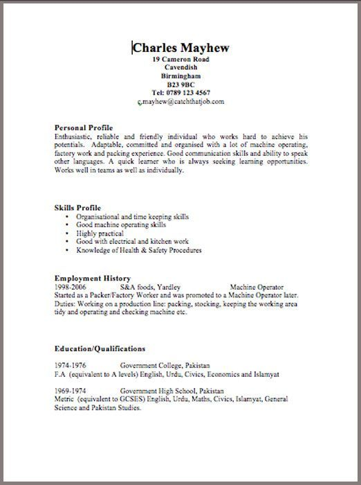Resume Templates United Kingdom Downloadable Resume Template Resume Template Examples Basic Resume