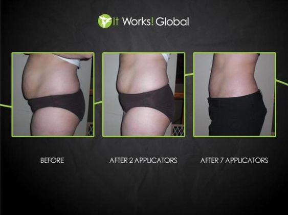 ItWorks Body Products | It Works Body Wraps - Real Results