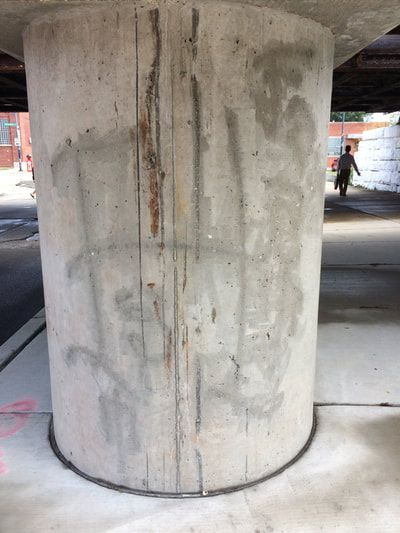 How To Remove Best Graffiti From Concrete Chemicals Best Graffiti Concrete Graffiti