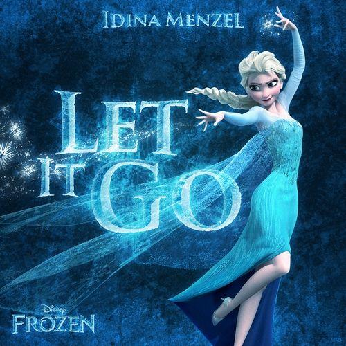 アナ雪の曲 Let It Go ~ありのままで~ イディナ・メンゼルの歌声♪