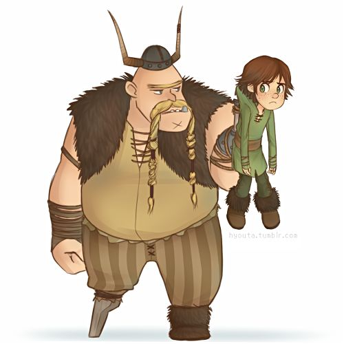 Gobber and little hiccup disney pinterest drages como gobber and little hiccup disney pinterest drages como treinar seu drago e treine seu drago ccuart Images
