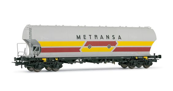 "Electrotren - E8010 - Vagón tolva ""METRANSA"" - Hornby® International"