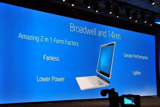 Intel CEO promises 14nm Broadwell before Christmas