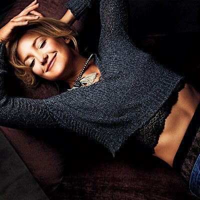 """""""I won't wear anything that's not comfortable."""" #KateHudson told #InStyle at her January 2009 cover shoot. http://www.instyle.com/instyle/package/general/photos/0,,20310478_20246809_20556508,00.html"""