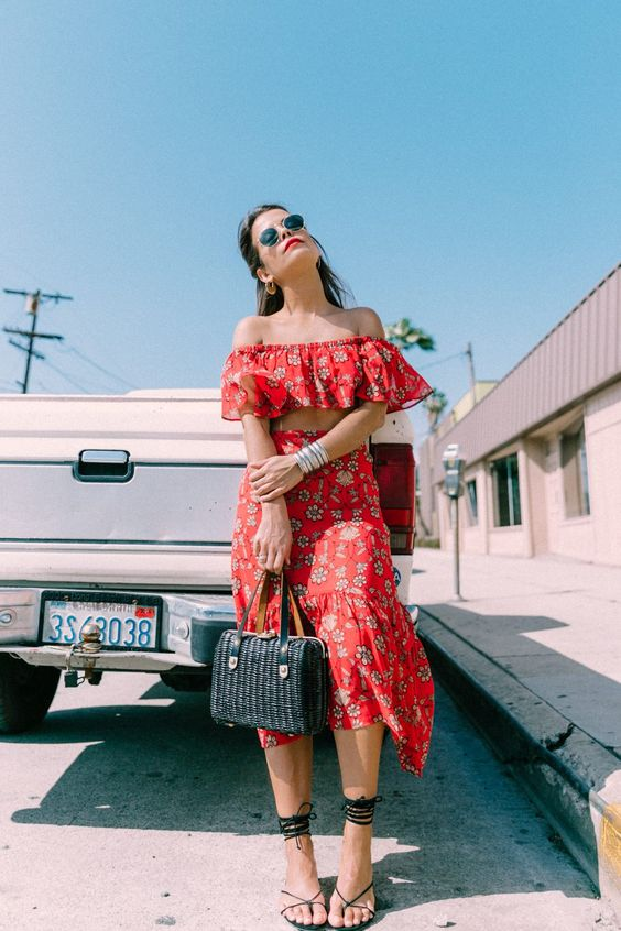 FashionDRA | How To : dress for a summer outing